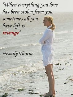 This quote portrays Hamlet well because his father was stolen from him at a young age by his uncle and now Hamlet must take action and avenge his father's death and the only way to do that, is revenge.