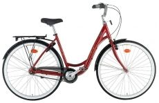 I have this in white. For bike rides when I take it easy and slow ;)