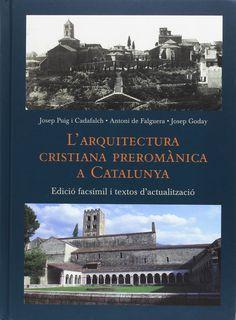 Edición facsímil de una obra dedicada a la arquitectura prerrománica catalana, que había permanecido inédita hasta ahora pese haber entrado en imprenta en el año 1934