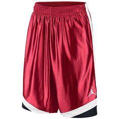 7d77d4cd719 NIKE JORDAN MEN COURT VISION BASKETBALL SHORTS SIZE XL NWT RED BLACK NEW  576638 Jordans For