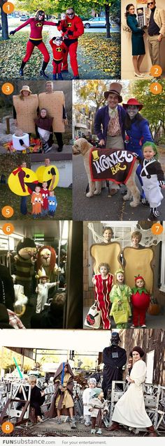 Awesome Family Halloween Costumes