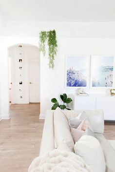 9 Ways to Update Your Home for Spring via Brit + Co