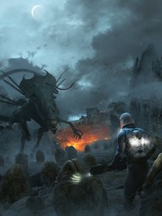 NEST - sci-fi concept/Alien fan art by Rostyslav Zagornov Alien Vs Predator, Predator Alien, Aliens Colonial Marines, Giger Alien, Science Fiction, Giger Art, Cuadros Star Wars, Alien Queen, Dragons