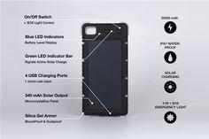 SOS 20K - Life Saving Portable Solar Battery by SOS PowerBank — Kickstarter