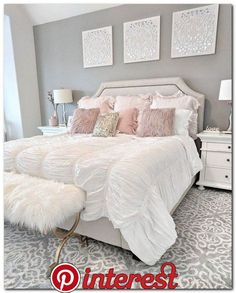 24 pretty pink bedroom ideas for your lovely daughter 24   24 pretty pink bedroom ideas for your lovely daughter 24