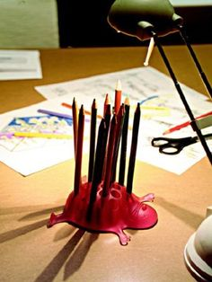 Alessi Sebastiano Pencil Holder *** You can find out more details at the link of the image.