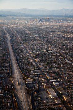 """definitelydope:  Los Angeles (by ►mikehedge.com ♫)   """