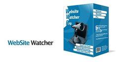 Website watcher 16.1 cracks Free Download http://qaissaeed.com/website-watcher-16-1-crack-free-download/