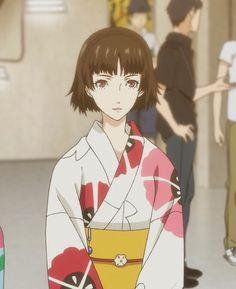 Born to Dance, Paid to Stop Persona 5 Game, Persona Five, Manga Anime, Anime Toon, Persona 5 Makoto, Makoto Niijima, Shin Megami Tensei Persona, Cartoon Drawings, Illustration