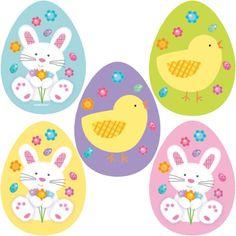 Easter Cutouts