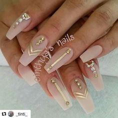 Cute nails but would have them a little shorter