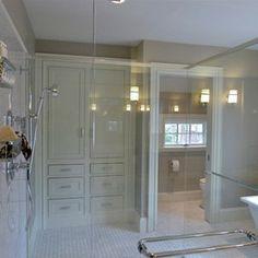 eclectic bathroom by Colorlk