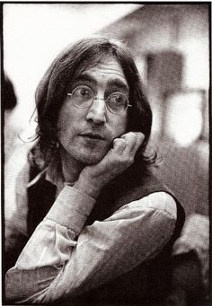 John Lennon By Linda McCartney Via Photographs