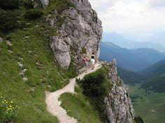 Trekking at Rozsutec. Trekking, Hiking, Mountains, Park, Water, Travel, Outdoor, Walks, Gripe Water