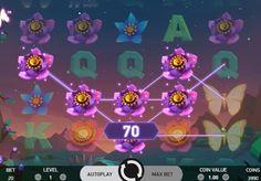 Игровой автомат Butterfly Staxx на реальные деньги с выводом. Компания NetEnt представила невероятно красочный игровой автомат под названием Butterfly Staxx. Выводить из него реальные деньги поможет множество светящихся бабочек и интересные особенности правил.   Автомат с вы