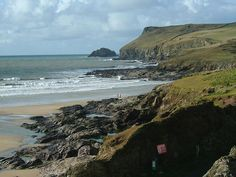 Polzeath, on Cornwall's North coast.  - been here! Same day as Padstow.