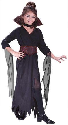 child batarina costume vampire costumes bat costume and scary costumes - Halloween Costumes Vampire For Girls