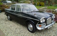 1960s Humber Sceptre Mk I car on eBay