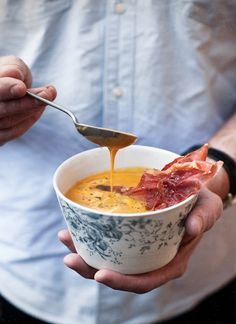 Mick's easy peasy pumpkin soup_P