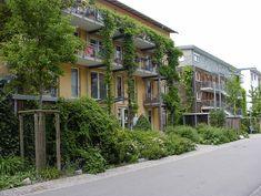 Vauban neighbourhood in Freiburg (ecologic way of living)