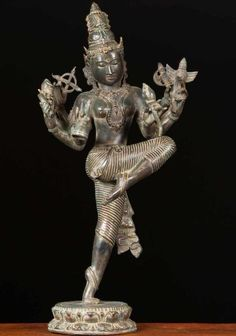 Dancing Durga from Bali or Java
