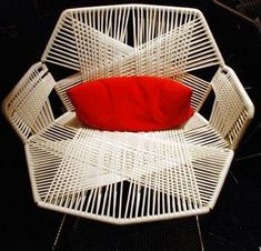 Moroso Chairs – Line Tropicalia by Patricia Urquiola2