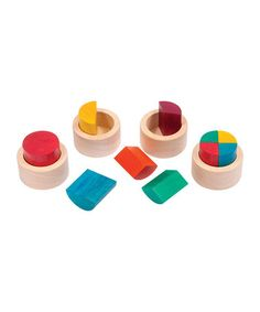 Take a look at this Fraction Cup Set by Guidecraft on #zulily today!