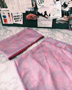 "Studio C on Instagram: ""loveee this Chinese silk set for @tyler_delilah_ ⭐️💓💞"" Studio C, Alexander Mcqueen Scarf, Chinese, Silk, Instagram, Fashion, Moda, Fasion, Trendy Fashion"