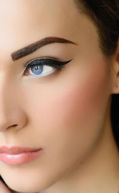 at Eye Makeup Tutorial: Now, I hope I have given you enough ideas to flaunt this look every day. Here is how you can make the cat eye makeup or winged eyeliners!