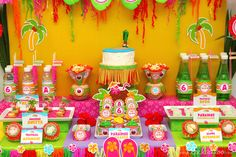 Luau Party #luau #party