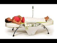 Nuga Best Thermal Massage Bed - Nuga Medical Company, Korea - YouTube