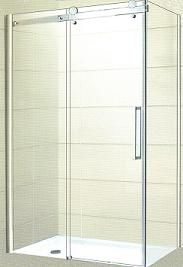 Create a timeless look and a larger space by installing a #frameless #shower #screen.