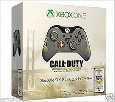 Xbox One Wireless Controller CALL of DUTY Advanced Warfare Limited Edition NIB - http://video-games.goshoppins.com/video-gaming-merchandise/xbox-one-wireless-controller-call-of-duty-advanced-warfare-limited-edition-nib/