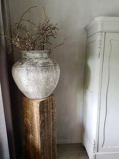Wabi Sabi, Cuban Decor, Types Of Ceramics, Clay Studio, Decoration, Home Accessories, Interior Decorating, Shabby Chic, Room Decor