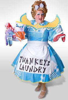 Twankey Costume
