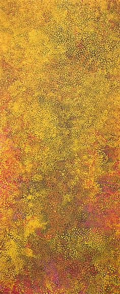 Emily Kame Kngwarreye, Australian Aboriginal artist - dot painting in harmonious colour palette. Aboriginal Painting, Aboriginal Artists, Dot Painting, Indigenous Australian Art, Indigenous Art, Australian Painters, Australian Artists, Didgeridoo, Aboriginal Culture