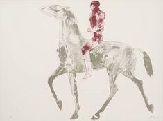 Dame Elisabeth Frink 'Horse and Rider I', 1970–1