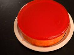 Torta Helada de Fresa