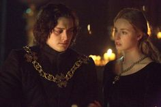 The White Queen Finale: Richard III. and Elizabeth of York