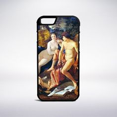 Nicolas Poussin - The Ecstasy Of Saint Paul Phone Case – Muse Phone Cases