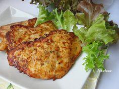 Ala piecze i gotuje: Pierś w marynacie Ketchup, Meat, Chicken, Facebook, Food, Beef, Meal, Essen, Hoods