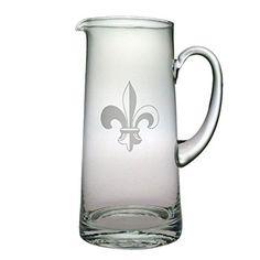 $35.99 + $4.99 shipping 60oz Fleur-de-Lis Collection Tankard Pitcher