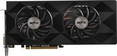 XFX - AMD Radeon R9 390X 8GB GDDR5 PCI Express 3.0 Graphics Card - Black/Gray