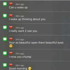 >>>Cheap Sale OFF! >>>Visit>> I love when a guy calls me chump or something along the lines of that. And these texts are the sweetest thing. Boyfriend Texts, Boyfriend Goals, Future Boyfriend, Boyfriend Girlfriend Quotes, Boyfriend Stuff, Relationship Texts, Cute Relationship Goals, Cute Relationships, Couple Texts