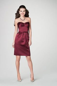 Alfred Angelo Bridesmaid Dress 7200. Visit perfect-bridesmaid-dresses.com for more info