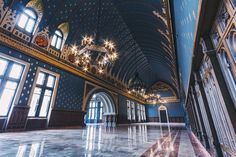 Palace of Culture, Iasi City - photo by Andrei Cucu Russia Saudi Arabia, Romania Travel, Sky Lanterns, Throne Room, Biltmore Estate, Most Beautiful Cities, Travel And Tourism, Old City, Trip Advisor