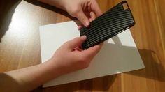"""IPhone 6 Plus """"QUADOCTA"""" Case (in Carbon-Optik)"""