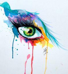 Bird Eye by Lucky978.deviantart.com on @deviantART
