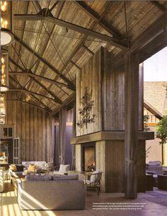 wonderful! rams gate winery | via amy hirsch interior design