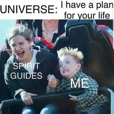 Fifty-Five Memes That Require An Open Mind Funny Relatable Memes, Funny Jokes, Hilarious, Funny Spiritual Memes, Witch Jokes, Yoga Lyon, Good Vibe, Lol, Spirit Guides